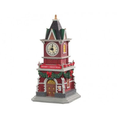 Tannenbaum Clock Tower Cod. 05679