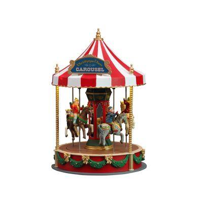 Christmas Cheer Carousel Cod.14821