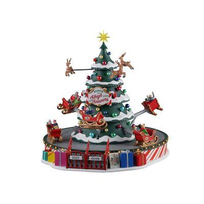 Santa's Sleigh Spinners Cod. 14833