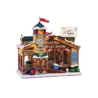 North Pole Mail Room Cod: 15733