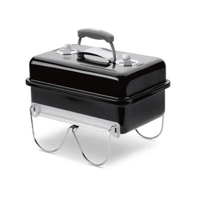 Go-Anywhere BBQ portatile a carbone