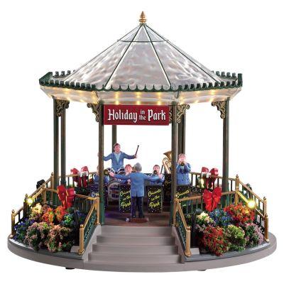 Holiday Garden Green Bandstand,  Cod. 94551